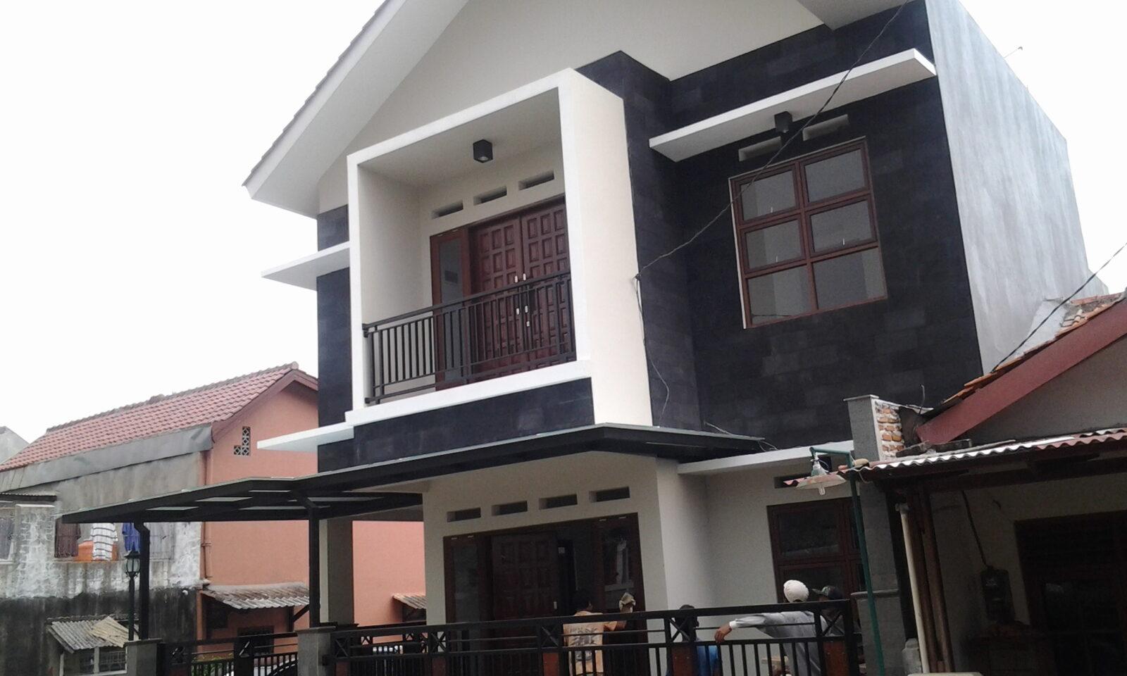 Rumah Tinggal 2 Lantai di Beiji , Depok