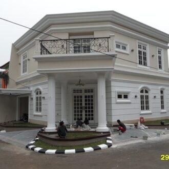 Rumah Tinggal 2 Lantai di Depok