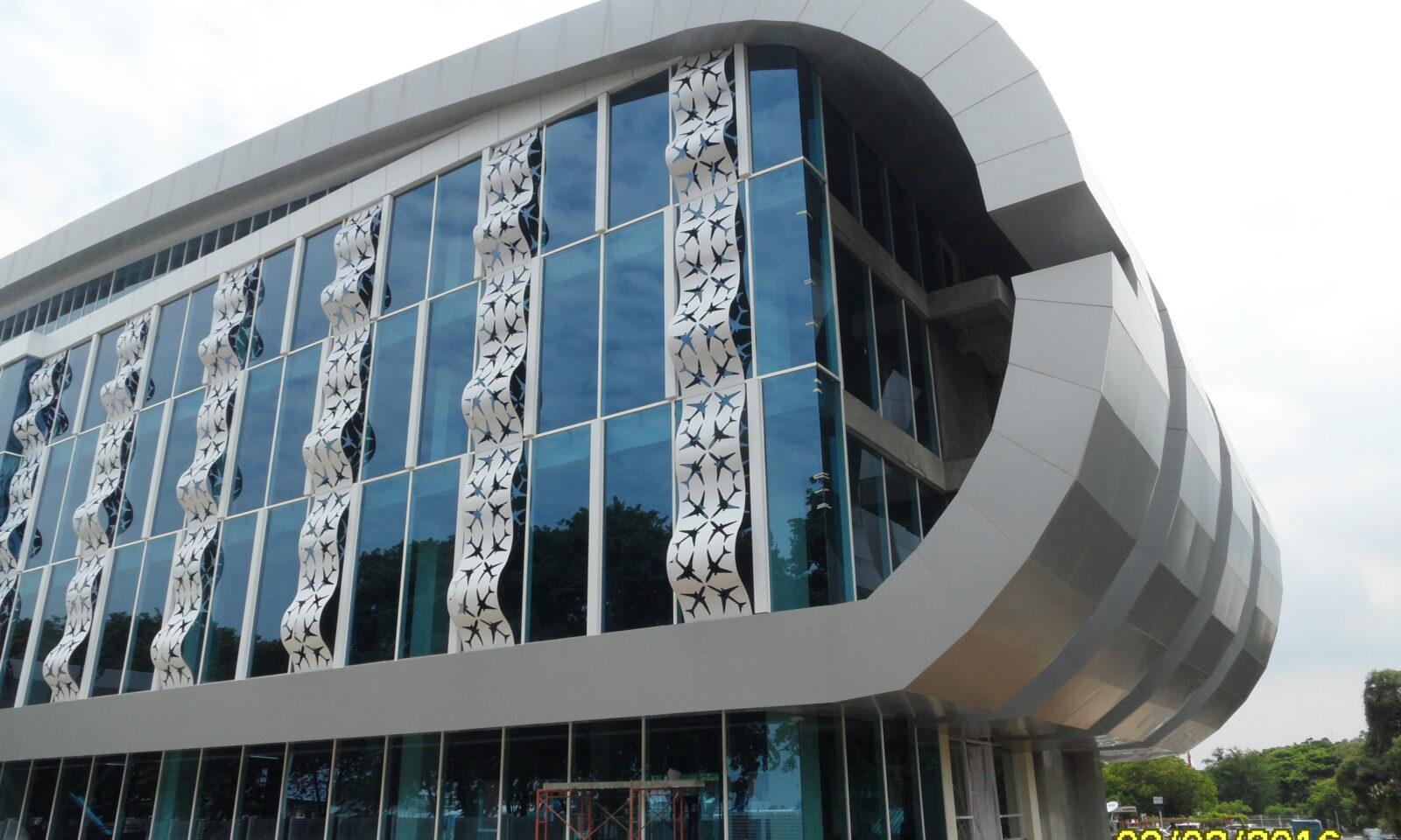 Gedung Dishub di Soekarno – Hatta  , Kota Tangerang