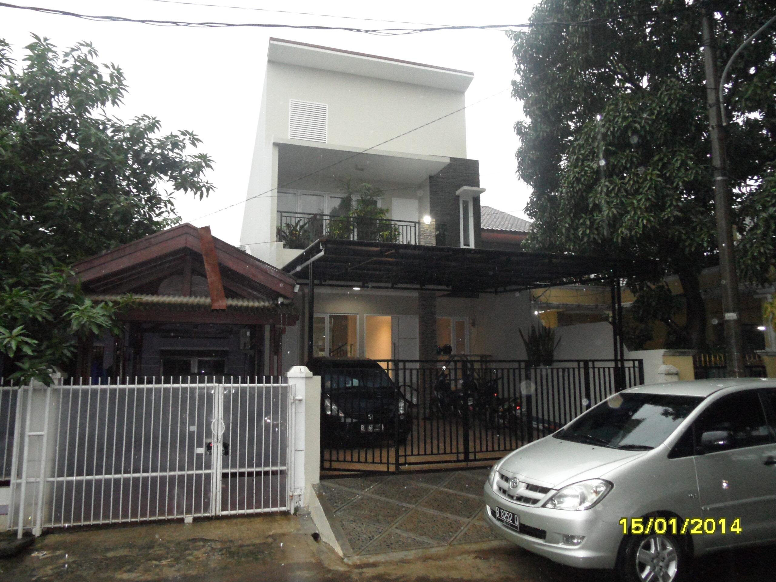 Rumah Tinggal 2 Lantai Di Jakarta