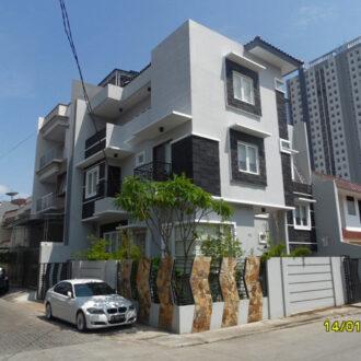 Rumah Tinggal 2 Lantai di Sunter , Jakarta Utara