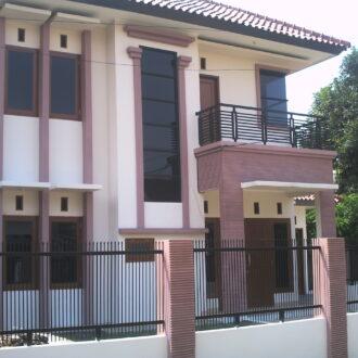 Rumah Tinggal 2 Lantai Di Tangerang