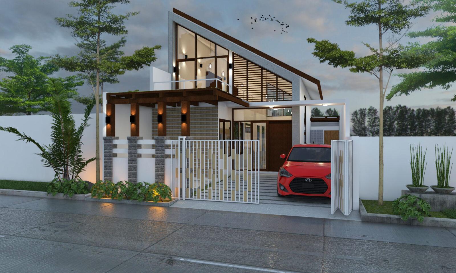 Desain Rumah di Jatiasih , Kota Bekasi