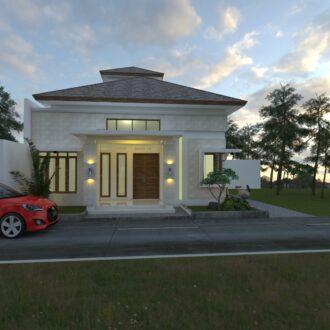 Rumah tinggal 1 Lantai di Depok